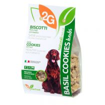 """2G"" Pet Food Herbs Series Cookie - Basil (Pet Snack) 350g"