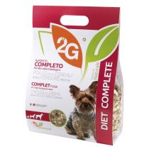 """2G"" Pet Food Diet Complete - Salmon Fish/Chicken (Pet Food) 2kg"