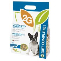 """2G"" Pet Food Diet Complete - Salmon Fish (Pet Food) 2kg"