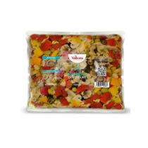 """VALBONA"" Mixed Vegetable Antipasto in Sunflower Oil(pouch) 1000ml  ==INDENT ORDER=="