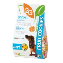 """2G"" Pet Food Classic Series Cookie - Fruit (Pet Snack) 350g"
