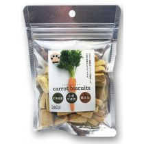 """SOZAI"" Dog Vegetable Biscuit - Carrot (Pet Snack) 70g"