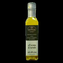 """""""OLITALIA"""" Black Truffle Flavoured Extra Virgin Olive Oil  250ml"""