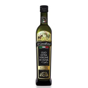 """IL CAVALLINO"" Extra Virgin Olive Oil - Special Edition (13478) 500ml"