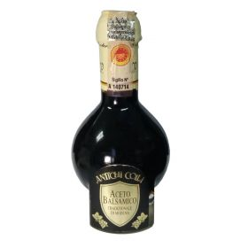 """ANTICHI COLLI"" Traditional Balsamic Vinegar of Modena D.O.P. 12 years 100ml"
