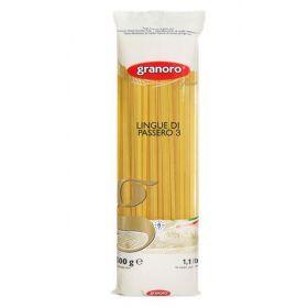 """""""GRANORO"""" Lingue Di Passero N3  500g"""