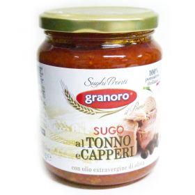 """""""GRANORO"""" Tonno e Capperi Sauce 370g          ==Out of Stock=="""