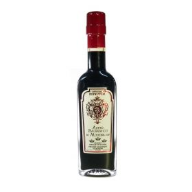 """DEFRUTUM"" Balsamic Vinegar of Modena PGI - Serie 3 Corone (6 years) 250ml"