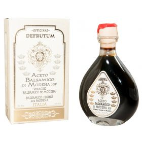 """DEFRUTUM"" Balsamic Vinegar of Modena PGI Series 8 Corne (16 years) 250ml"