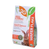 """2G"" Pet Food Wafer Flake  (Pet Food) 350g"