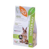 """2G"" Pet Food Wafer Hay (Pet food) 350g"