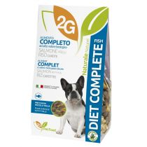 """2G"" Pet Food Diet Complete - Salmon Fish (Pet Food) 350g"
