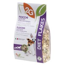 """2G"" Pet Food Diet Flakes (Pet Food) 350g"