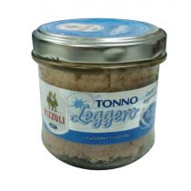 """RIZZOLI"" Tuna Fillet in Natural Salt Jelly (Low Fat) 130g"