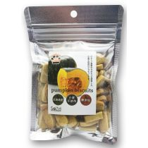 """SOZAI"" Dog Vegetable Biscuit - Pumpkin (Pet Snack)  70g"