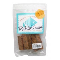"""RURUKAMUI"" Hokke Jerky (Pet Snack) 50g"