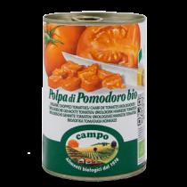"""CAMPO"" Organic Chopped Tomatoes"