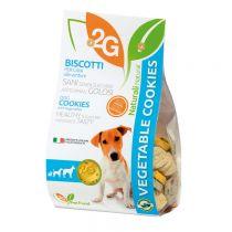 """""""2G"""" Pet Food Classic Series Sugar Free Cookie - Vegetable (Pet Snack) 350g"""