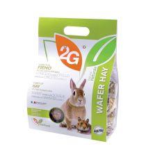 """2G"" Pet Food Wafer Hay (Pet Food)  2kg"